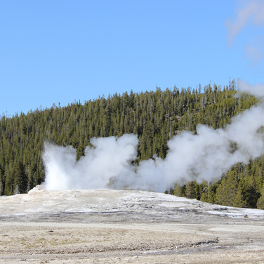 Old Faithful stage one