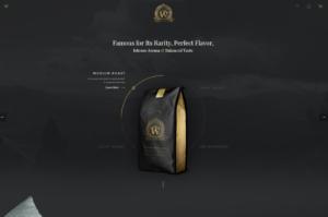 dark theme web design, web design torrance, web designer torrance