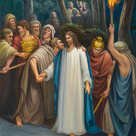 Judas ( Mark 14:41-46 )