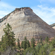 This is Checkerboard Mesa