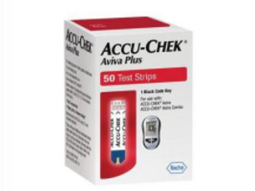ACCU-CHEK AVIVA PLUS RETAIL - 50 CT