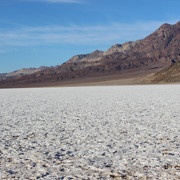 Salts Flats at Badwater Basin