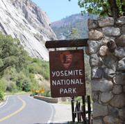Yosemite Entrance