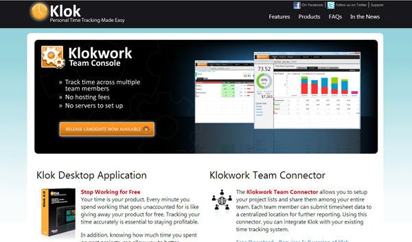 getklok 18 Effective Time Management Tools