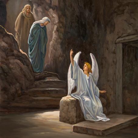 Resurrection ( Matthew 28:1-8 )