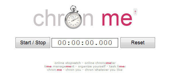 chronme 18 Effective Time Management Tools