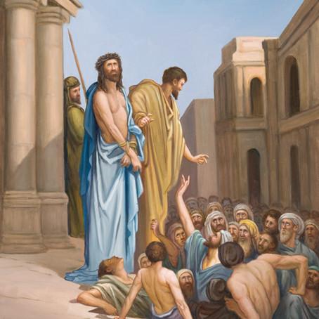 Jesus On Trial ( John 19:12-19 )