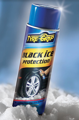 Tyre-Grip™ Black Ice Protection