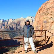 Eastside Canyon Overlook.