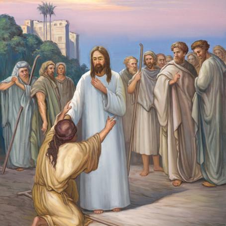 Man Possessed ( Luke 4:31-37 )