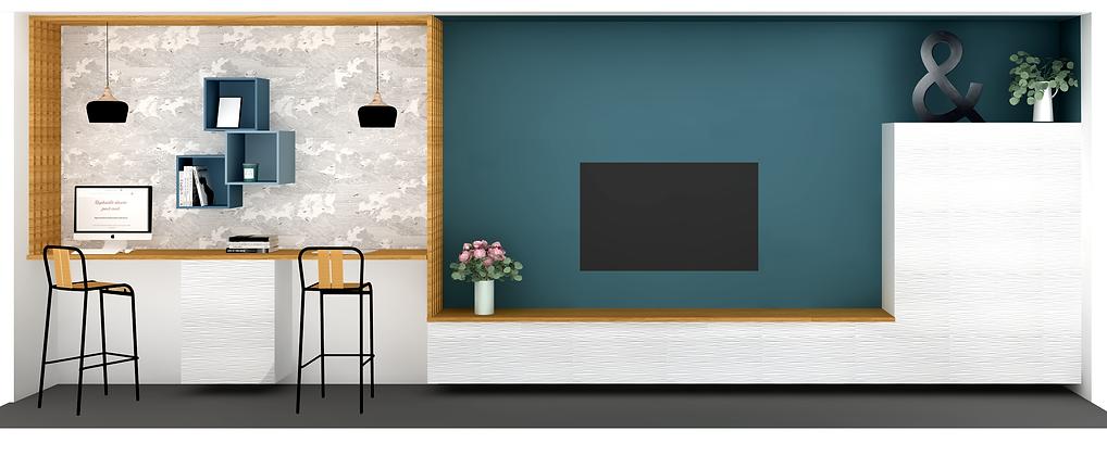 Décoration meuble sur mesure