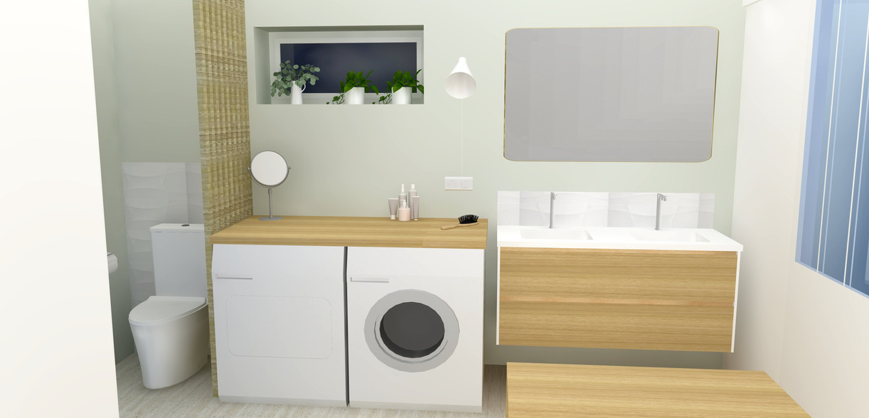 Projet salle de bain Saint Savin