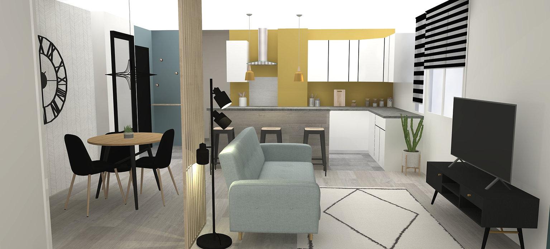 Decoration appartement etudiant