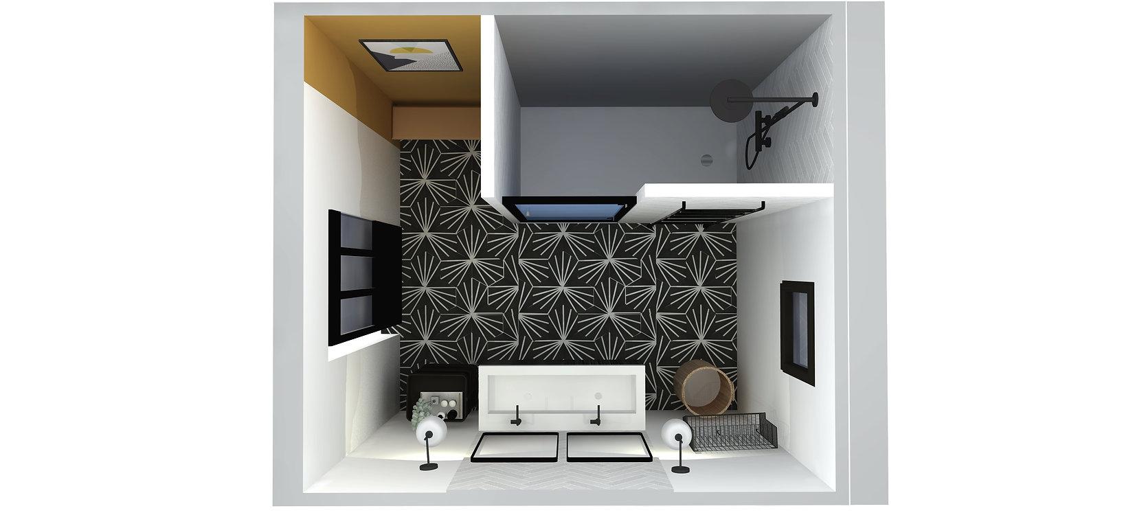 salle de bain Bourgoin