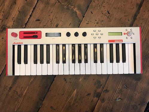 Alesis Micron Keyboard Synthesizer, EDM, Electro, Pop Punk, Techno