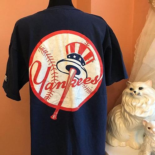 90s T-Shirt, MLB, New York Yankees, Vintage Yankees, Baseball Shirt