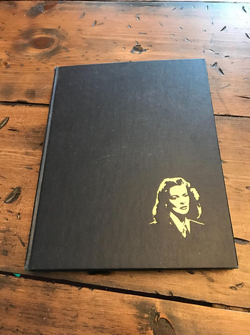 BOOK - Actress Biography, 1971 1st Ed, The Films of Katherine Hepburn, Hollywood