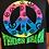 Thumbnail: 2000s Tshirt, Venice Beach, California, Hippie Peace Sign, Peace Symbol,Tourist