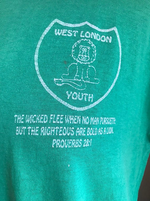 Vintage Tshirt, 80s T-shirt, Cut-Off Sleeves, Grunge Tshirt, Wicked Flee