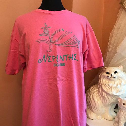 Vintage T-Shirt, 90s Tshirt, Nepenthe Restaurant, Big Sur, California, Souvenir
