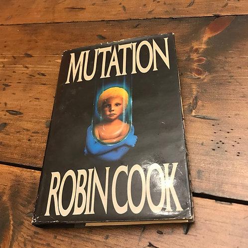 Horror Book, Techo Medical Thriller, New Frankenstein Story, Mutation