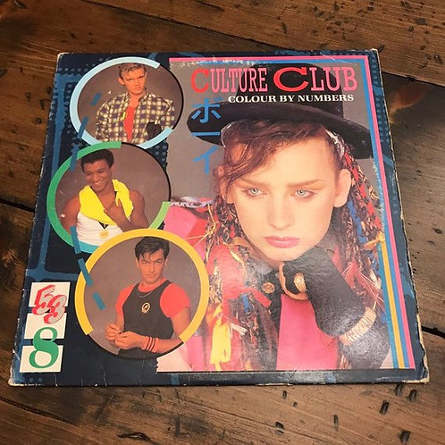 Vintage Culture Club Record, Color By Numbers (C960)