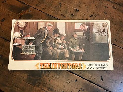 Vintage 1974, The Inventors Board Game, Parker Brothers, Edison, Tesla, Ford