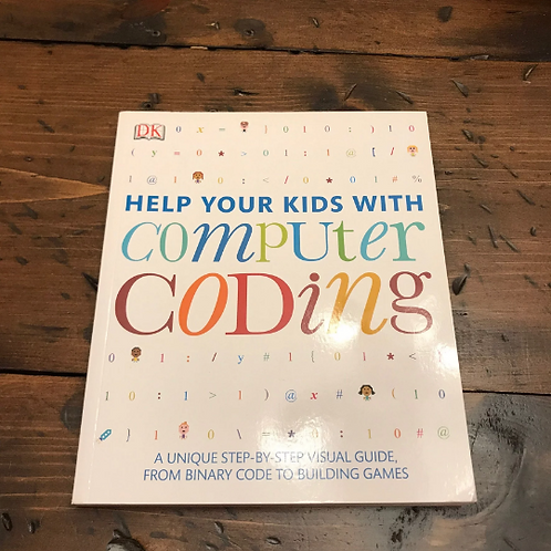 Help Your Kids with Computer Coding, 2014 Book by Computer Coding Guide