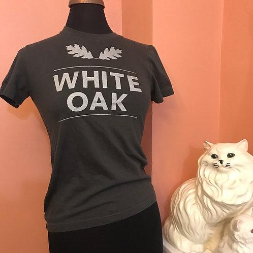 White Oak Denim, White Oak Tshirt, Cone White Oak, Made in America, Soft Tshirt