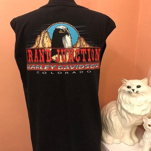 Vintage T-Shirt, HD 90s Tshirt, RARE Harley Davidson Motorcycles