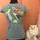 Thumbnail: Mario and YoshiTshirt, Nintendo Distressed Vintage Style Tee, S/M (B963)