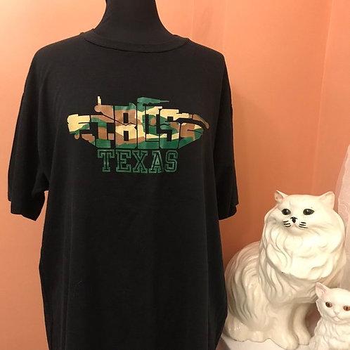 Vintage Tshirt, 90s Tee, Fort Bliss, Texas, Army Tshirt, Vintage Tshirt, USA