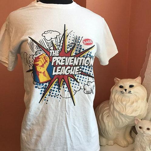 Vintage 90s Tshirt, SADD, Students Against Destructive Decisions