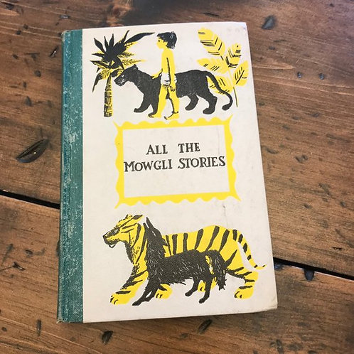 All the Mowgli Stories by Rudyard Kipling, 1950s Edition