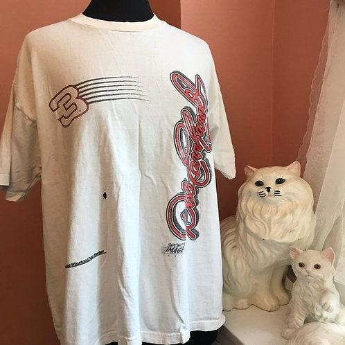 Vintage Tshirt, 90s T-Shirt, Dale Earnhard, NASCAR Winston Cup