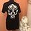 Thumbnail: Cats Skull Tshirt, Punk Goth Cats, Loot Crate Tee, L (C986)