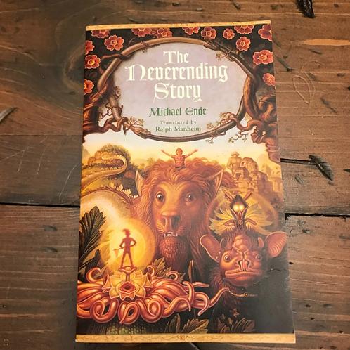 The Neverending Story by Michael Ende, 2005 Paperback, Fantasy Children's Story
