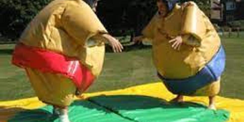 מתחם נוער - ערב יפן - קרבות סומו