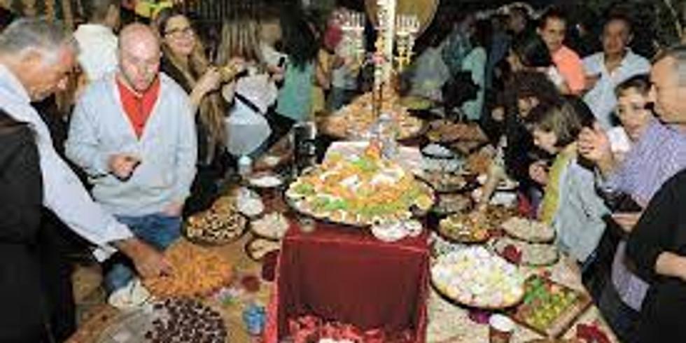 מתחם נוער - ערב מרוקאי - חפלה מרוקאית