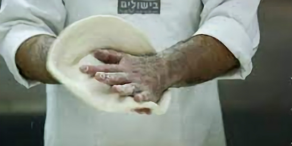 מתחם נוער - ערב איטליה - סדנת פיצות