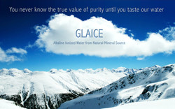 GLAICE++YOU+NEVER+KNOW+THE+TASTE+OF+PURITY