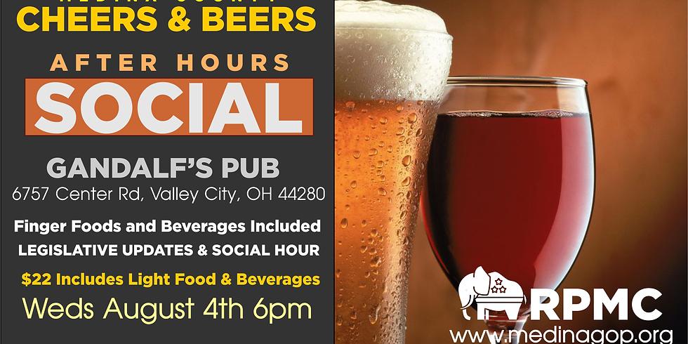 GANDALF's PUB - Cheers & Beers Afterhours
