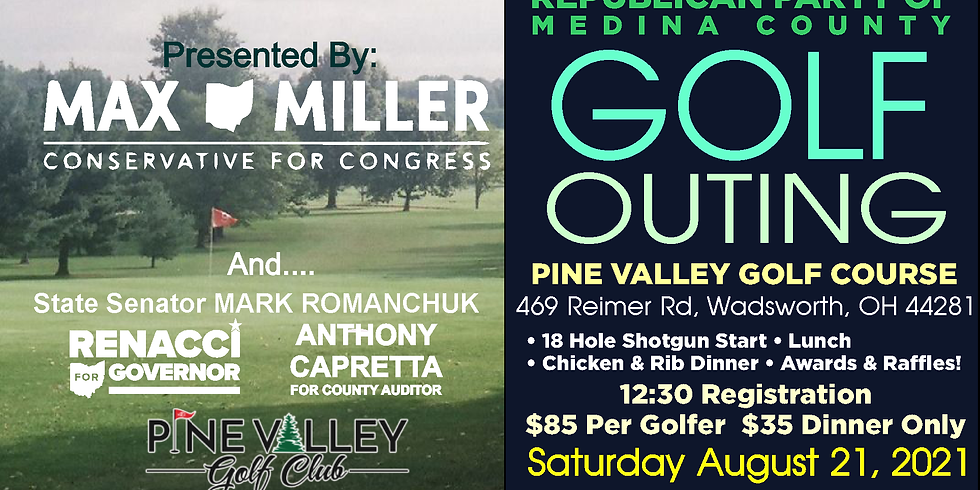 2021 RPMC Golf Outing
