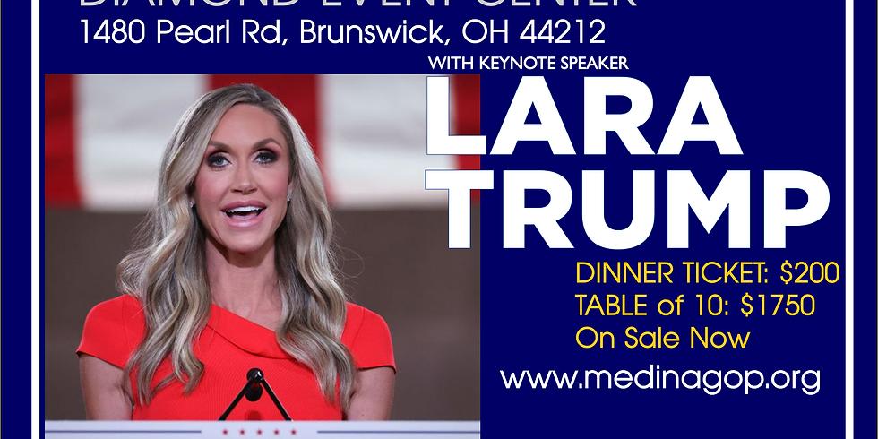 2021 RPMC Finance Dinner With LARA TRUMP