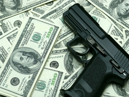 Closing Gun Loopholes by Doubling Spending?