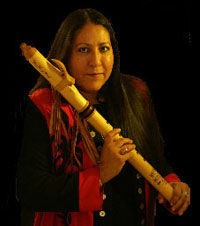 Mary Youngblood (Seminole Nation/Aleut)