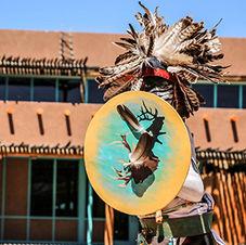 New Mexico Pueblo Celebration