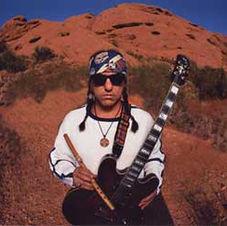 Keith Secola Band (Anishinabe)