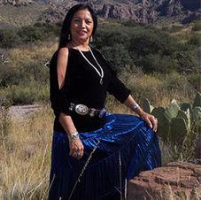 Yolanda Martinez (Apache & Comanche Nations)