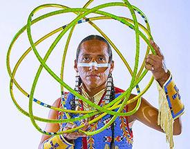 Tony Duncan (Apache, Arikara and Hidatsa)